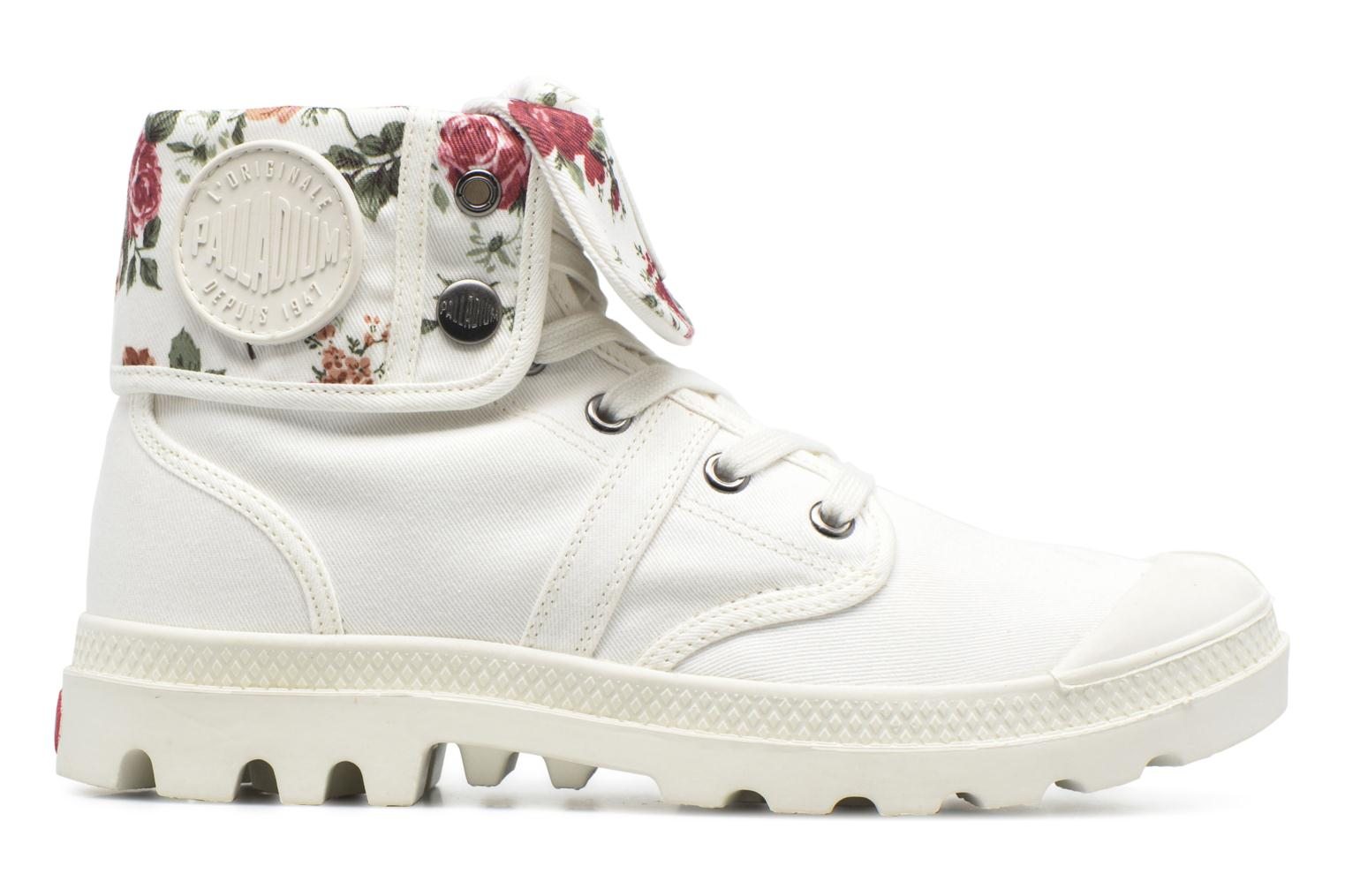 Trainers Palladium Baggy Twl F White back view