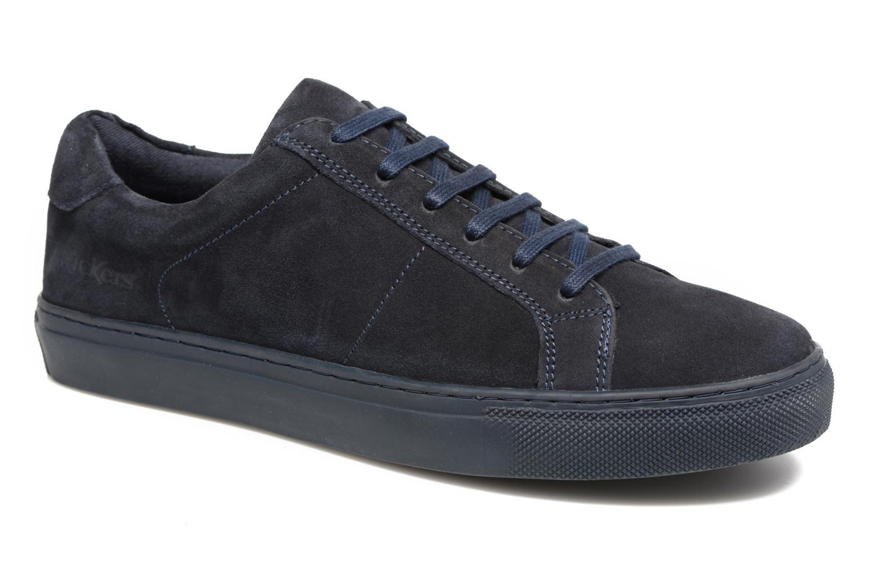 Sneaker Kickers Blake blau detaillierte ansicht/modell