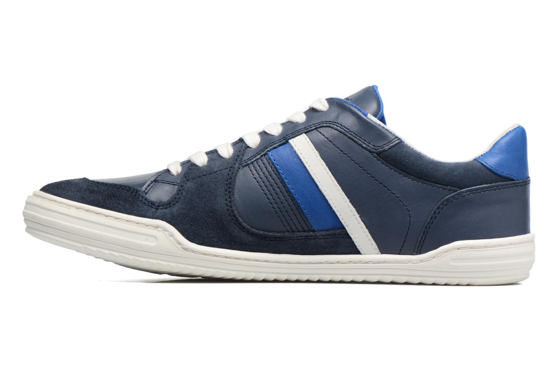 Sneaker Kickers Jexprime blau ansicht von vorne