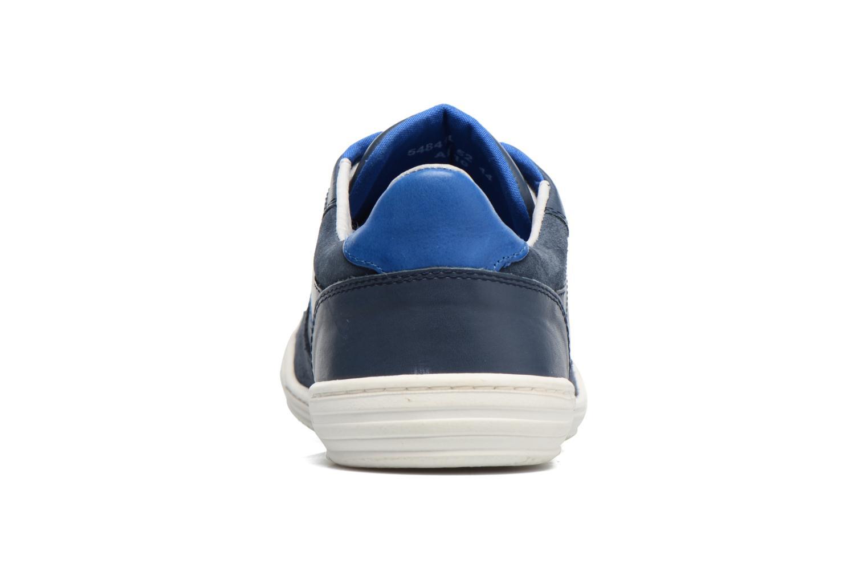 Sneaker Kickers Jexprime blau ansicht von rechts