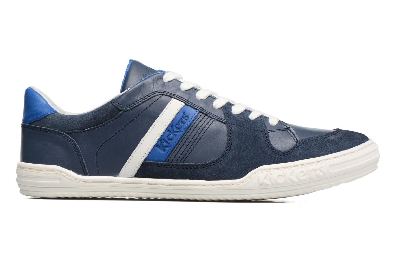 Sneaker Kickers Jexprime blau ansicht von hinten