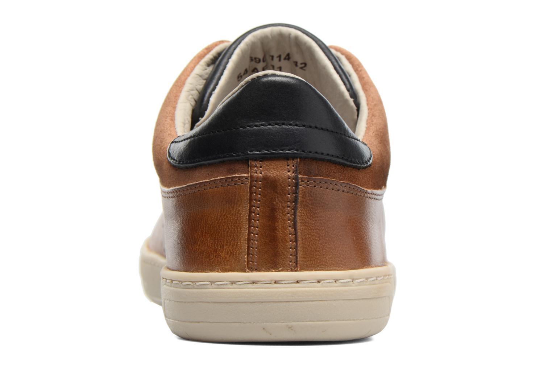 Sneaker Kickers Sniff braun ansicht von rechts