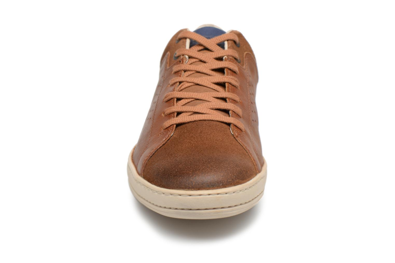 Sneaker Kickers Sniff braun schuhe getragen