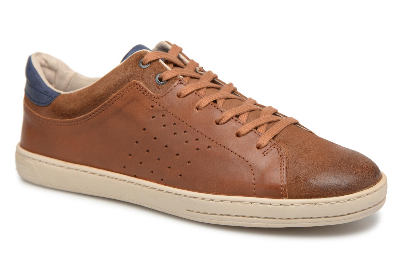 Sneaker Kickers Sniff braun detaillierte ansicht/modell