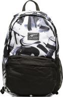 Black-Puma White-sneaker graphic