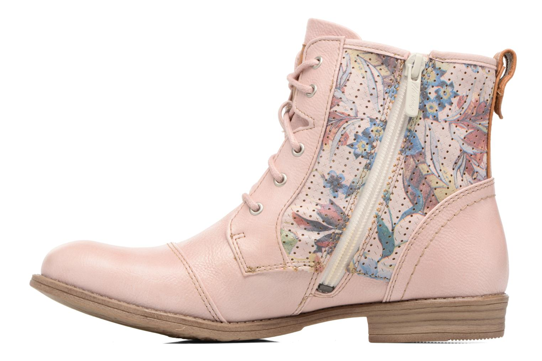 Bottines et boots Mustang shoes Chiara Rose vue face