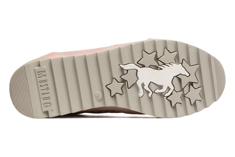 Sneakers Mustang shoes Cacilia Rosa immagine dall'alto