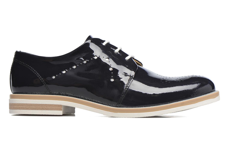 Chaussures à lacets Georgia Rose Maglit Bleu vue derrière