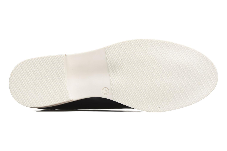 Chaussures à lacets Georgia Rose Maglit Bleu vue haut