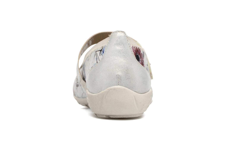 Betti D4632 Offwhite-Metallic/Ice/Argent