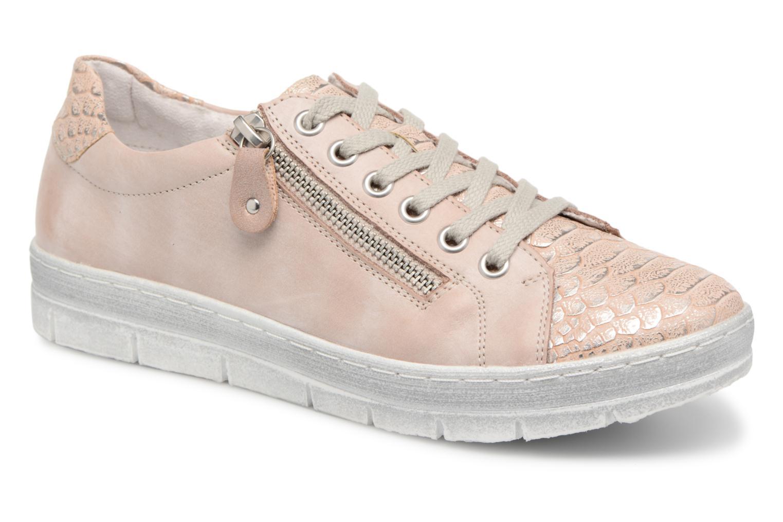 Bago D5800 - Chaussures De Sport Pour Les Femmes / Retour Beige kpU4uq