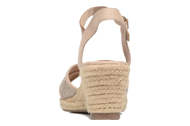 Sandali e scarpe aperte Tom Tailor Vulquin Beige immagine destra