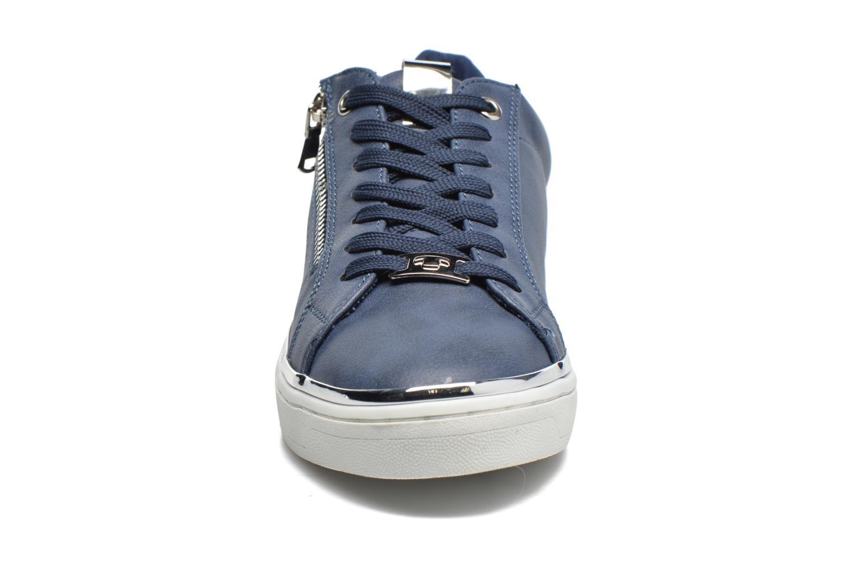 Sneakers Tom Tailor Coolioo Azzurro modello indossato