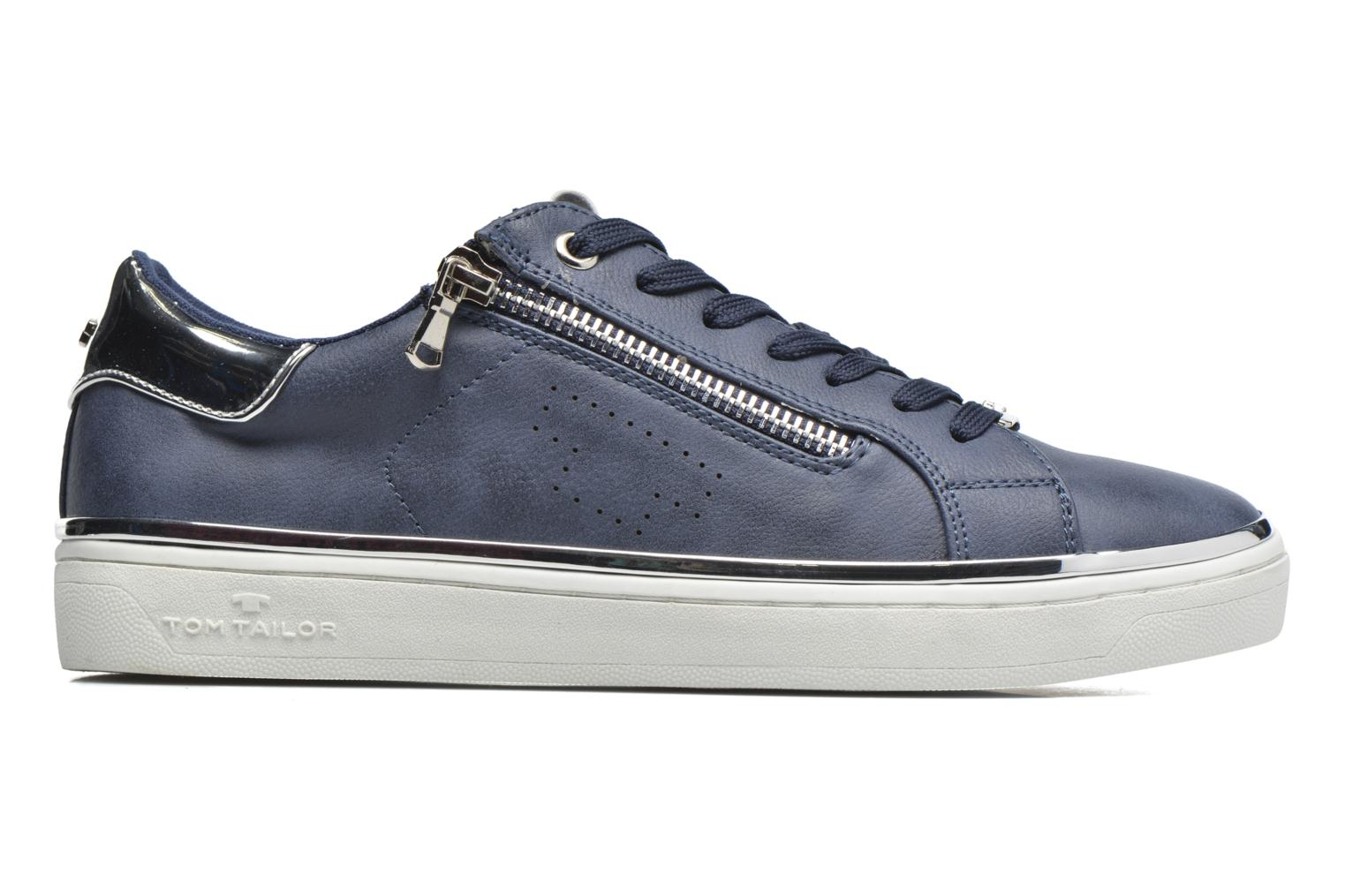 Trainers Tom Tailor Coolioo Blue back view