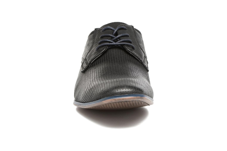 Chaussures à lacets Tom Tailor Kobby Noir vue portées chaussures