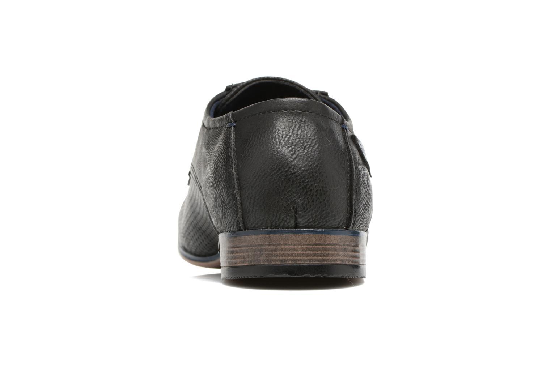 Chaussures à lacets Tom Tailor Kobby Noir vue droite