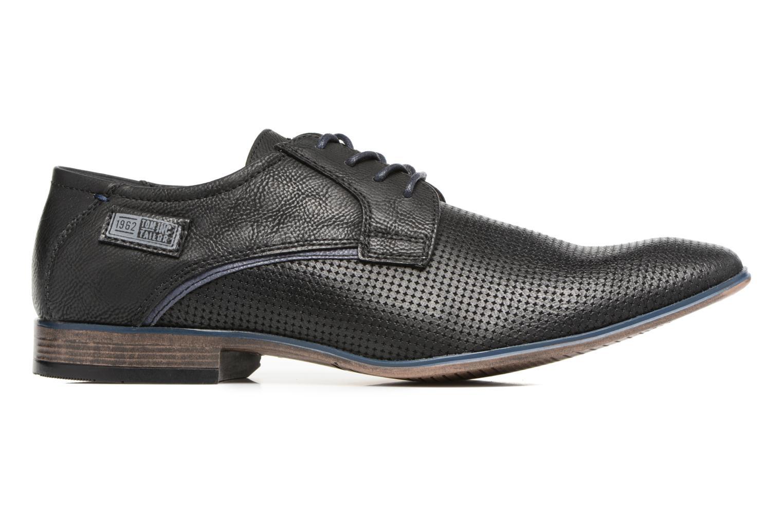 Chaussures à lacets Tom Tailor Kobby Noir vue derrière