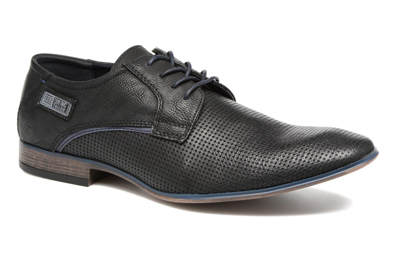 Chaussures à lacets Tom Tailor Kobby Noir vue détail/paire