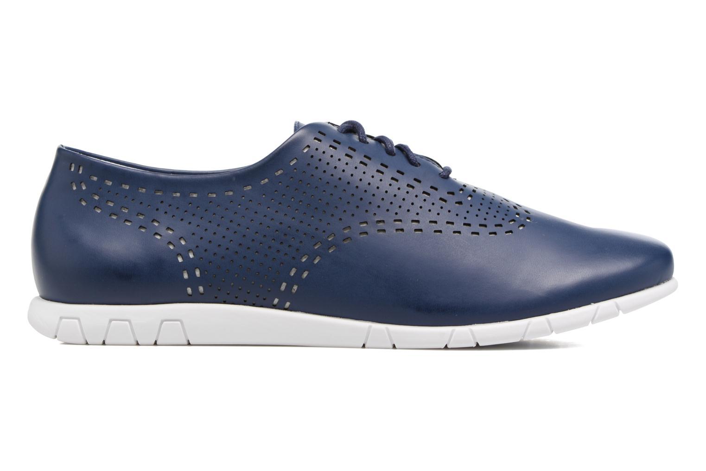 Chaussures à lacets Kickers Becki Bleu vue derrière