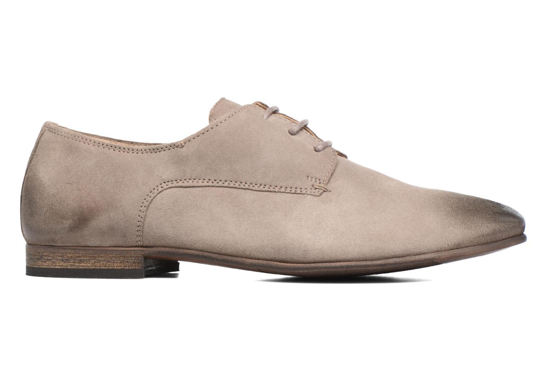 Chaussures à lacets Kickers Galla Beige vue derrière