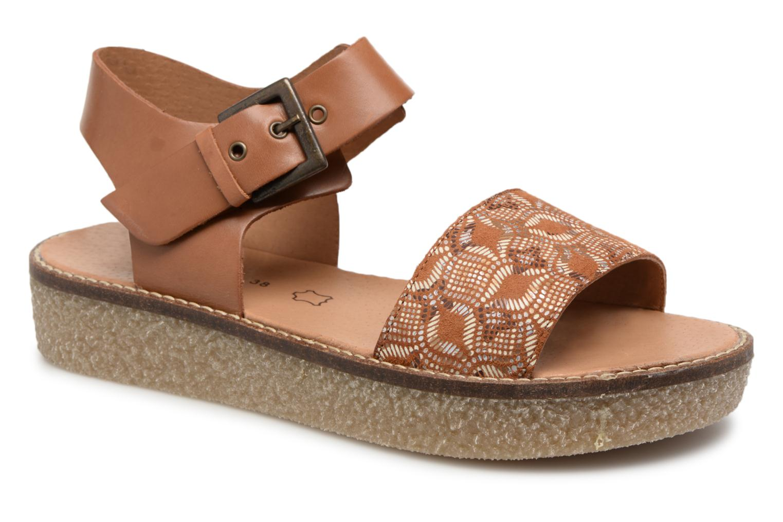 Zapatos promocionales Kickers Victory (Marrón) - Sandalias   Cómodo y bien parecido