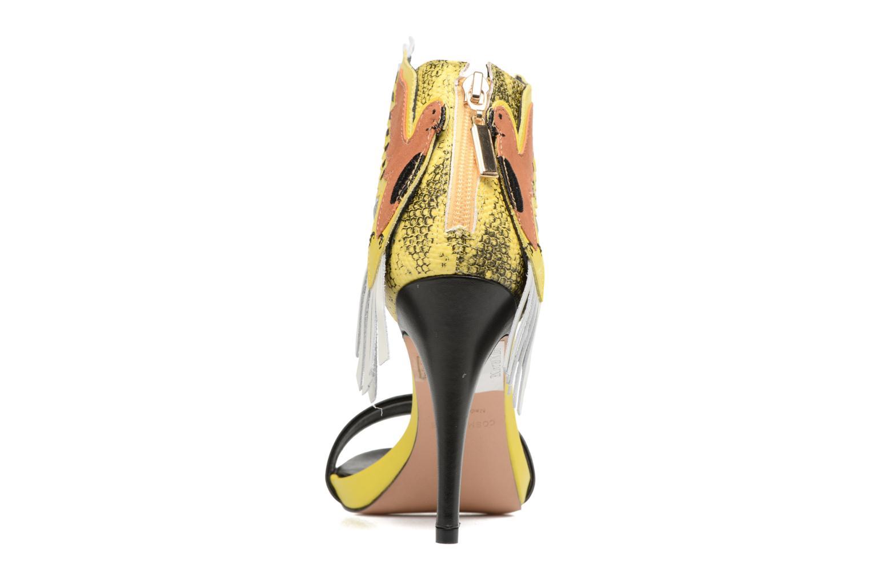 Grandes descuentos últimos zapatos COSMOPARIS Jaxi (Negro) - Sandalias Descuento