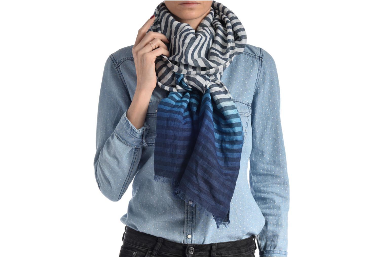 Etole Ombree - Rayures Bleu 469