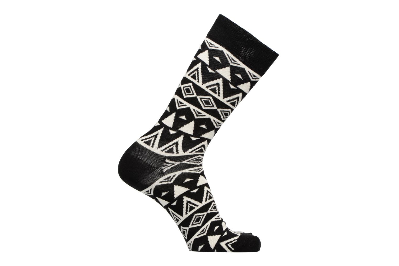 Chaussettes et collants Happy Socks Chaussettes Temple Noir vue détail/paire