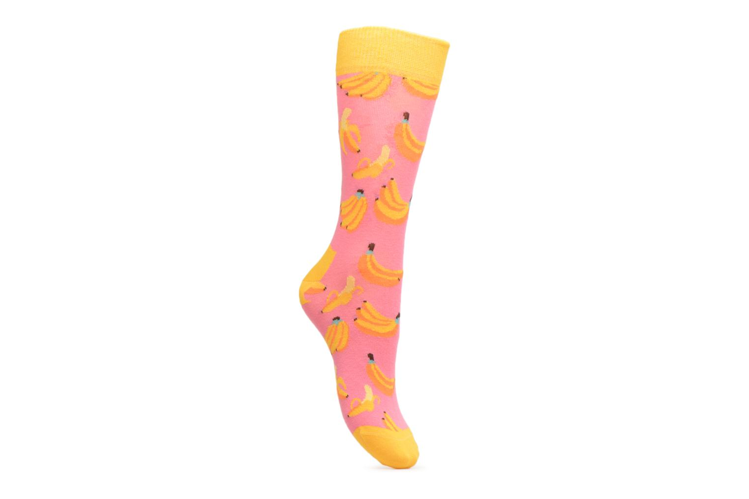 Socks & tights Happy Socks Chaussettes Cherry Pink detailed view/ Pair view