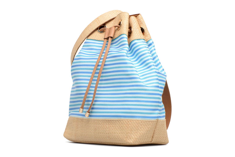 Handbags Mellow Yellow BUNA Blue model view