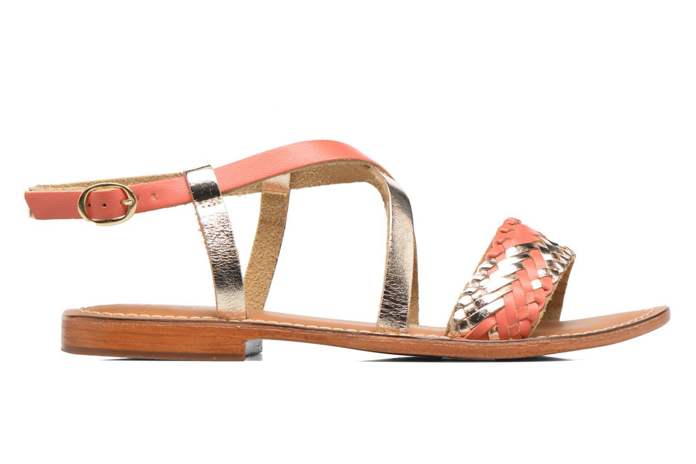 Sandales et nu-pieds L'Atelier Tropézien Suzanne Multicolore vue derrière