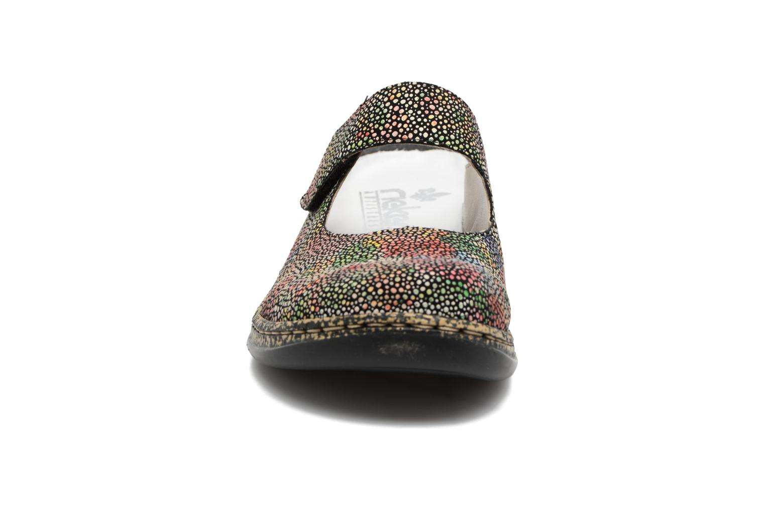 Wedges Rieker Karel 46394 Multicolor model