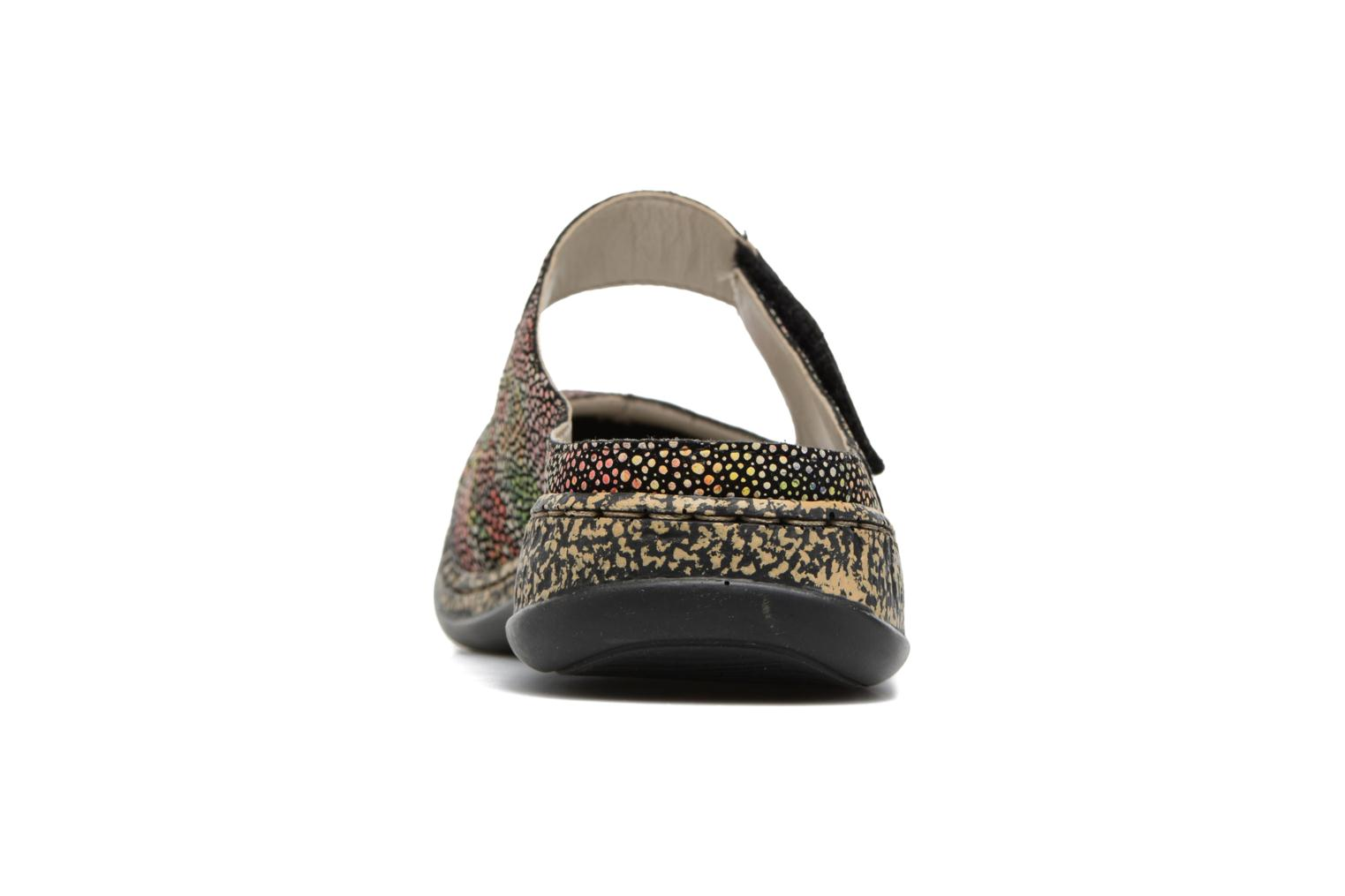 Wedges Rieker Karel 46394 Multicolor rechts