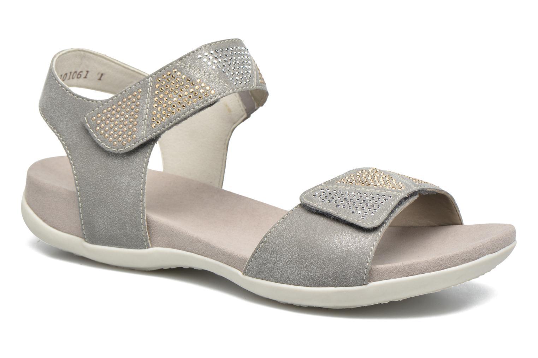 Grandes descuentos últimos zapatos Rieker Olaf K2269 (Plateado) - Sandalias Descuento