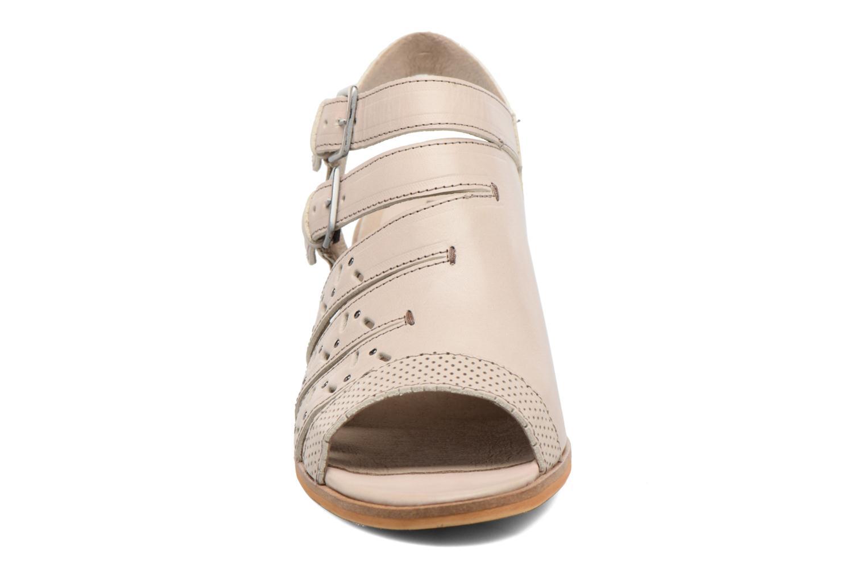 Sandalen Dkode Genna beige schuhe getragen