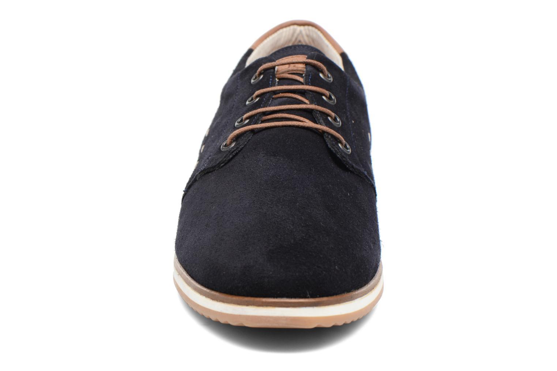 Baskets Kost Coulsona5 Bleu vue portées chaussures