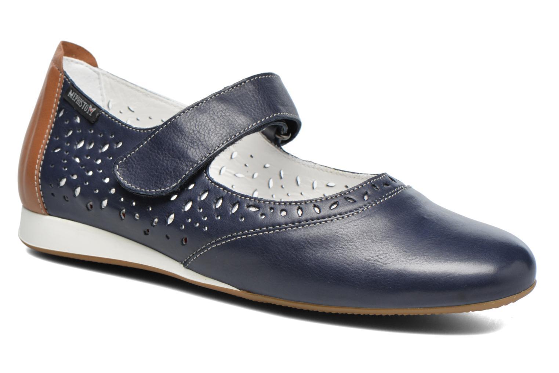 Grandes descuentos últimos zapatos Mephisto Beatrice Perf (Azul) - Bailarinas Descuento