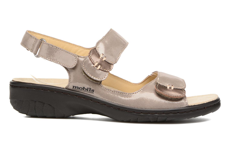 Sandales et nu-pieds Mephisto Getha Beige vue derrière