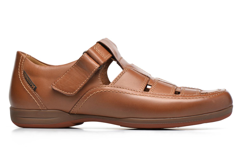 Chaussures à scratch Mephisto Rafael Marron vue derrière