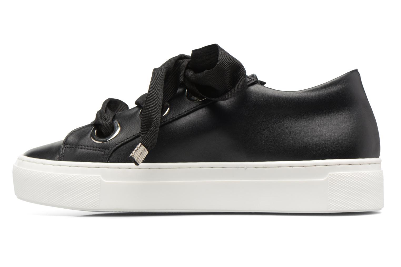 Sneaker Bronx Byardenx schwarz ansicht von vorne