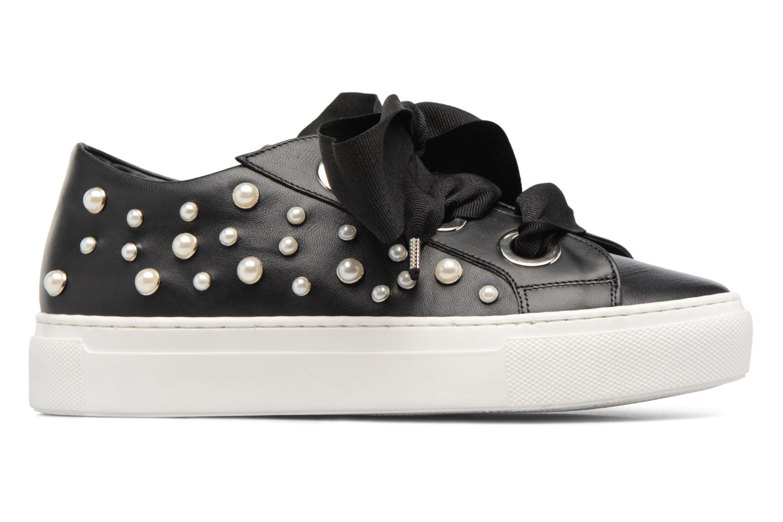 Sneaker Bronx Byardenx schwarz ansicht von hinten