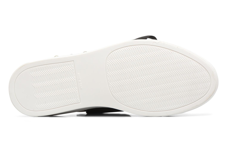 Sneaker Bronx Byardenx schwarz ansicht von oben