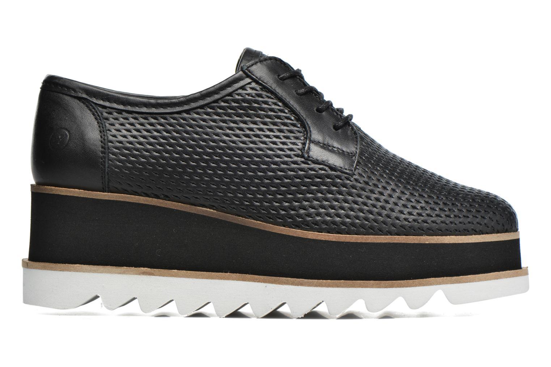 Chaussures à lacets Bronx Bemmax Noir vue derrière