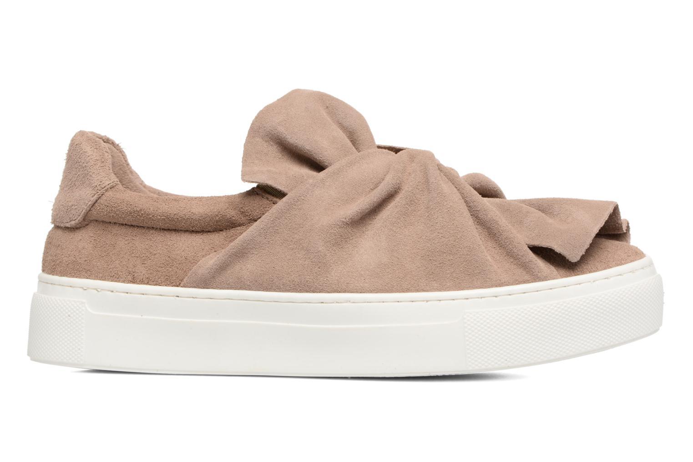Sneaker Bronx Byardenx 2 beige ansicht von hinten