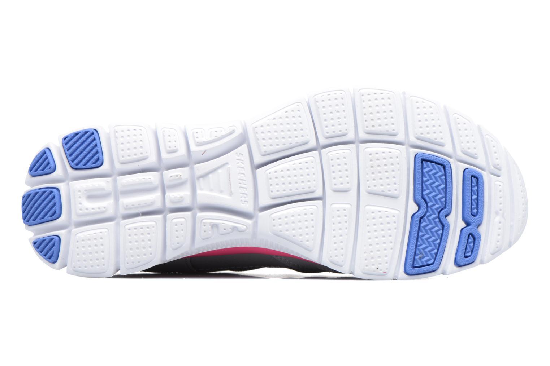Scarpe sportive Skechers Flex Appeal Adaptable Grigio immagine dall'alto