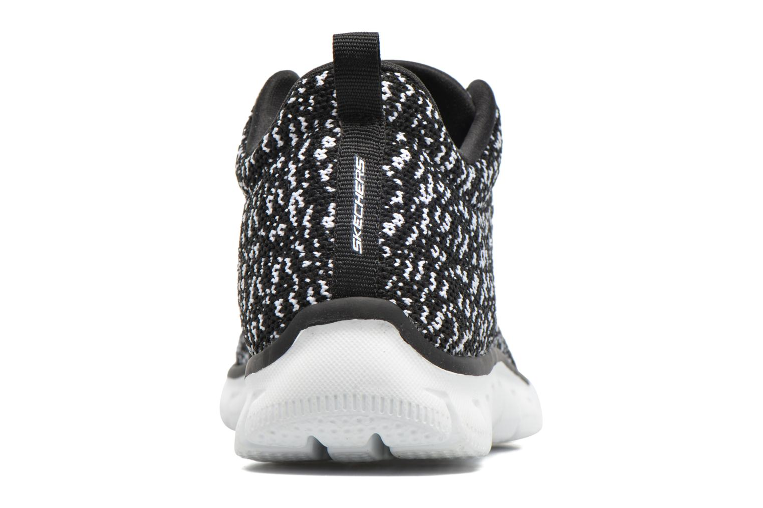 Sport shoes Skechers Empire Connections Black view from the right