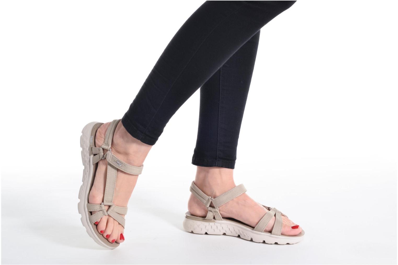 Sandaler Skechers on-the-GO 400 W Sort se forneden