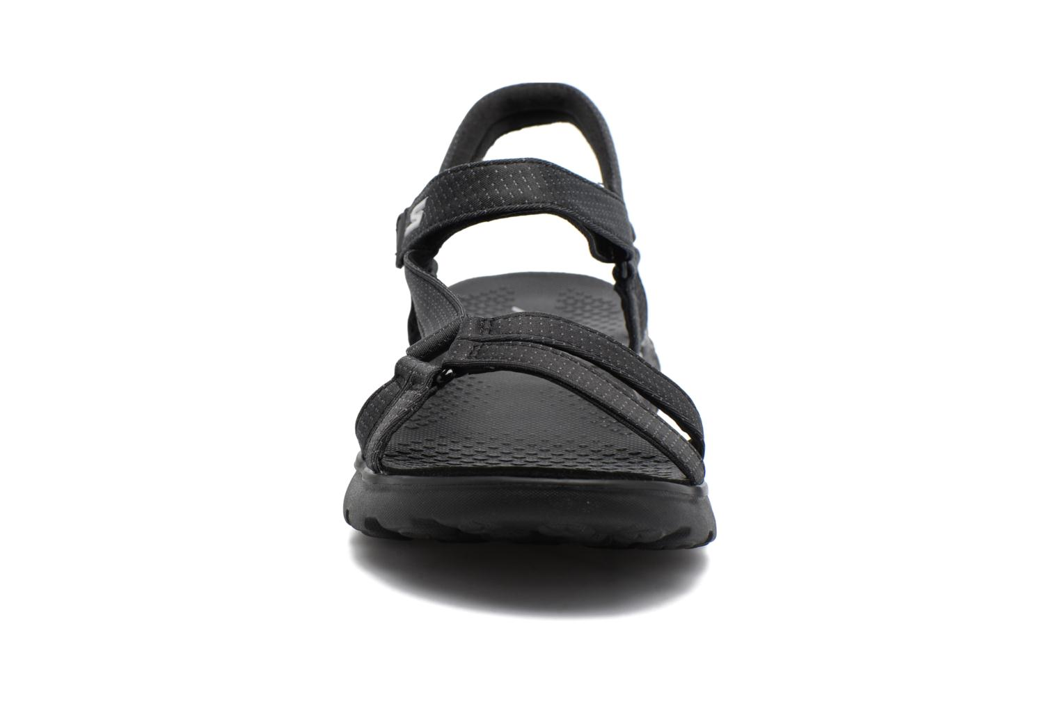 Sandalias Skechers on-the-GO 400 W Negro vista del modelo