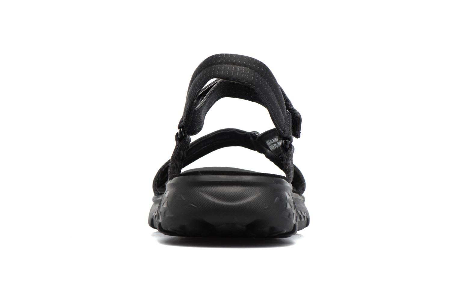 Sandalias Skechers on-the-GO 400 W Negro vista lateral derecha
