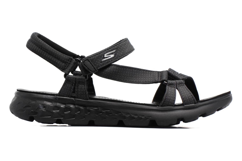 Sandaler Skechers on-the-GO 400 W Sort se bagfra